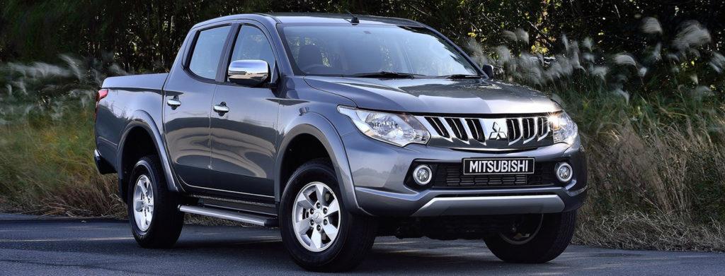 5 Pick ups para el trabajo como Mitsubishi L200 dinámica y económica