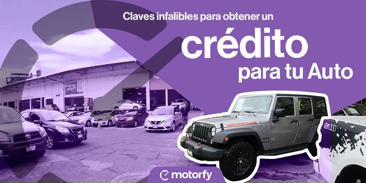crédito para tu auto